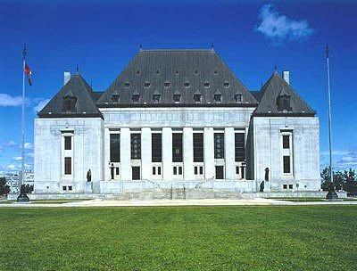 Supreme Court of Canada (Foto: Supreme Court)