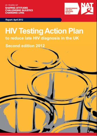 National Aids Trust HIV Testing Plan 2012